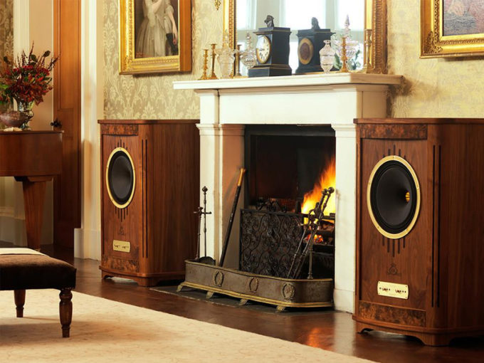 Top audio Tannoy
