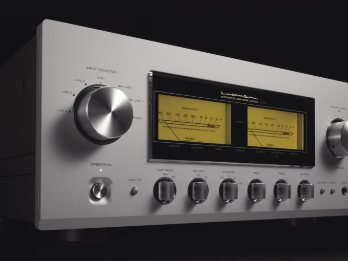 Top audio Luxman