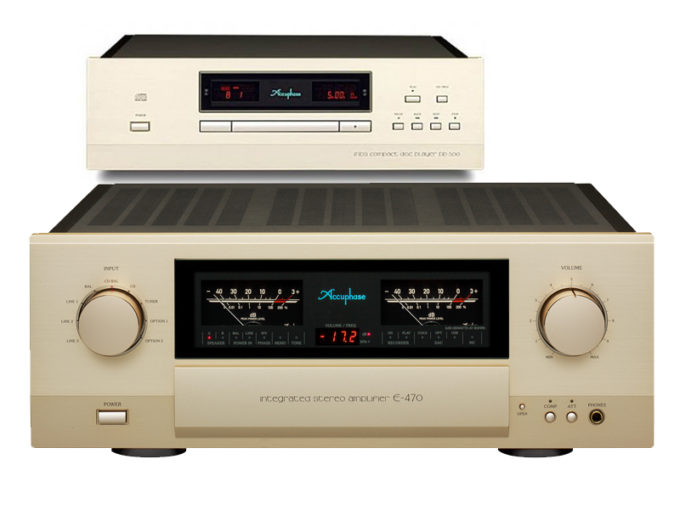 Top audio Accuphase