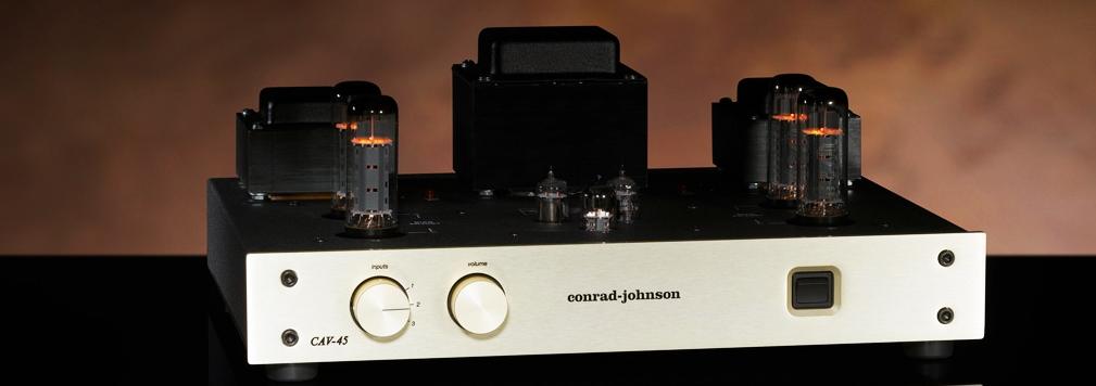 CONRAD JOHNSON legendarna američka cijevna amplifikacija