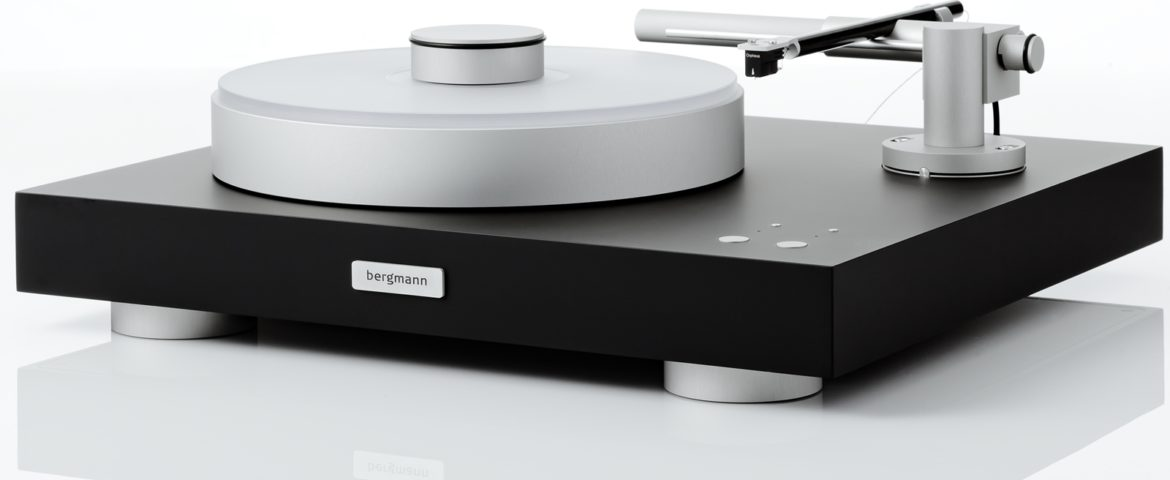 Bergmann turntables
