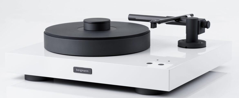 BERGMANN – gramofoni na zračnom ovjesu