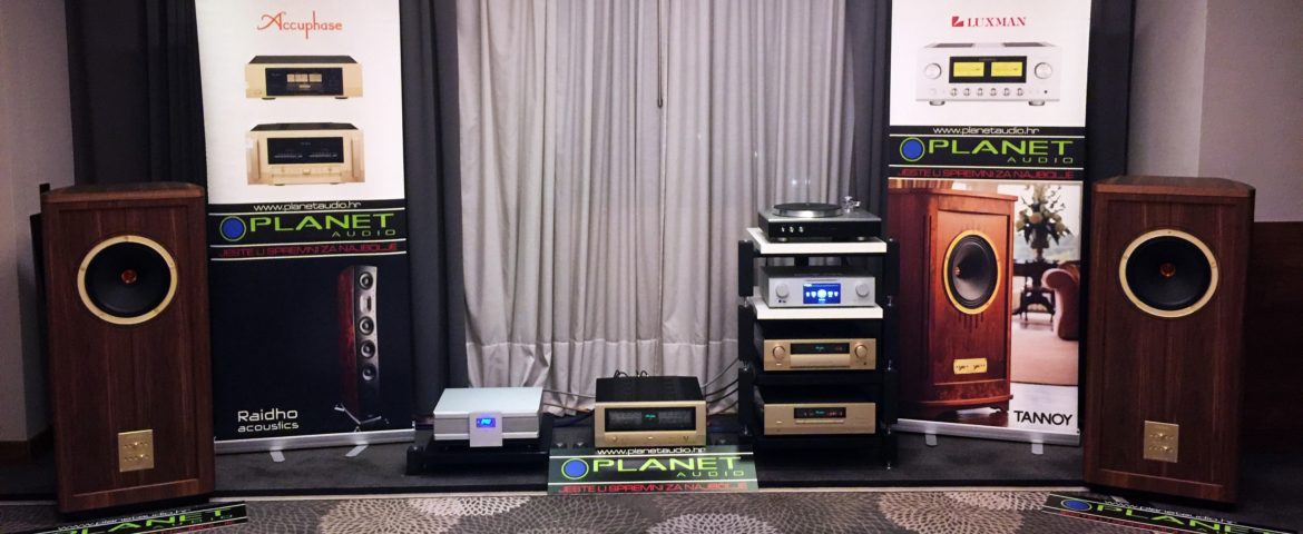 Planet audio na TooLoud HI-FI sajmu